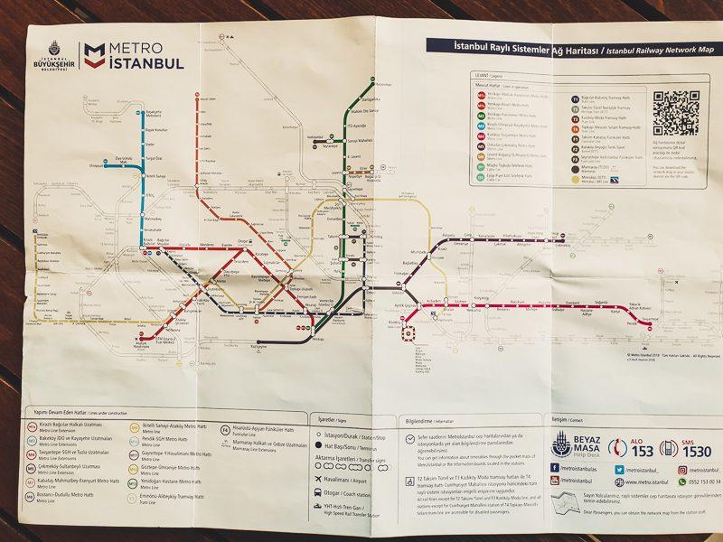 Istanbul Railway Net Wie man in Istanbul reist