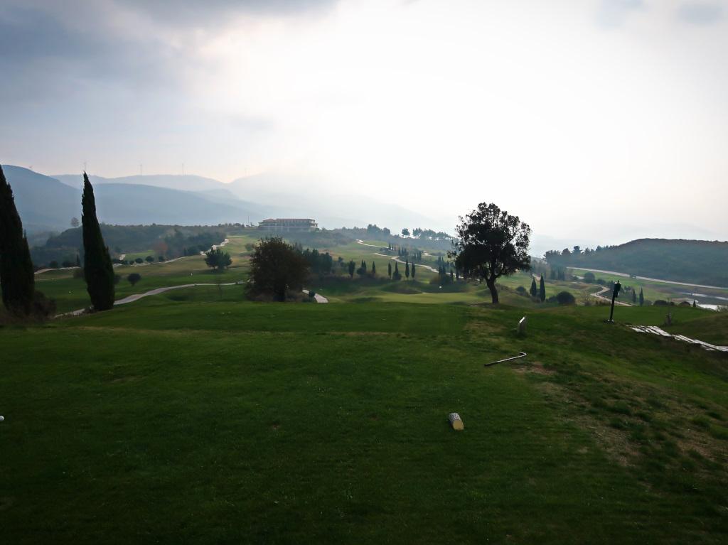 Windy at Kuşadası International Golf Club