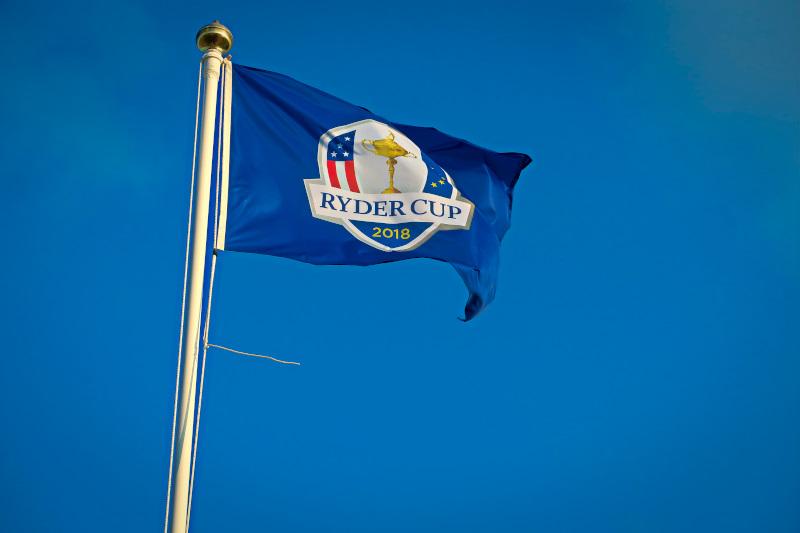 Ryder Cup flag