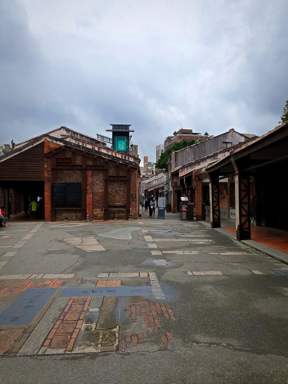 Historische Straße,  Bopiliao Historic Park in Taipei 8 Sachen für Taipei