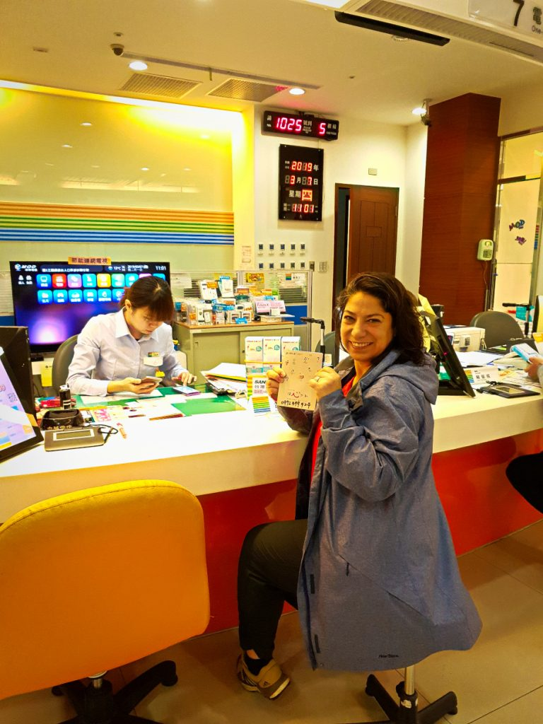 Buying a Sim Card in Taiwan Tips on arriving in Taipei
