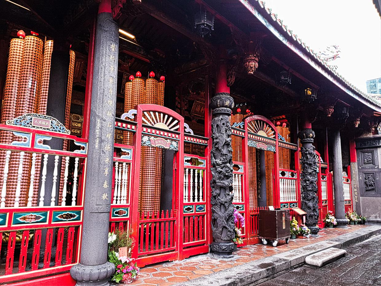 Longhsan Tempel, Taipei