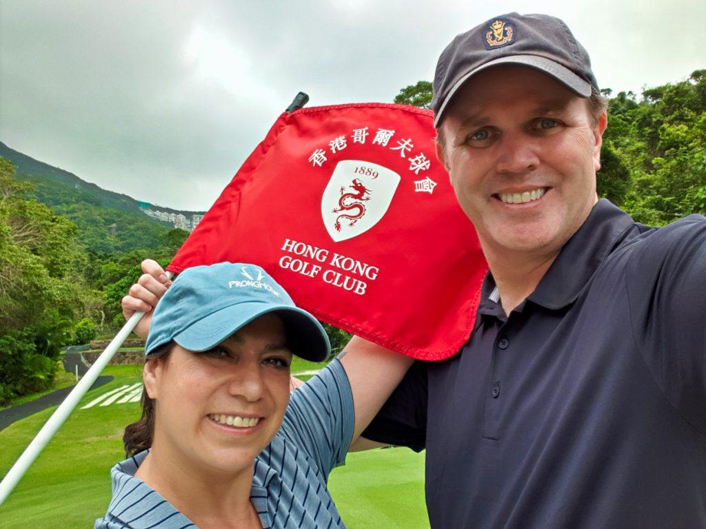 The Hong Kong Golf Club Deep Water Bay