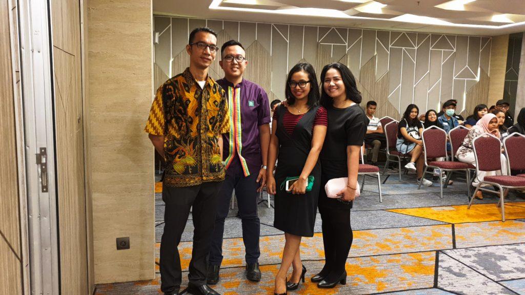 PR and Sales Team