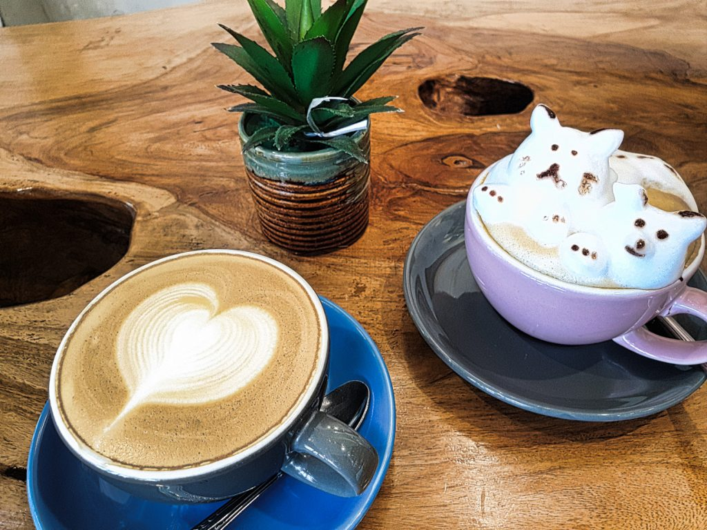 I'm in (coffee) heaven 7 Things you should do when you`re in Medan