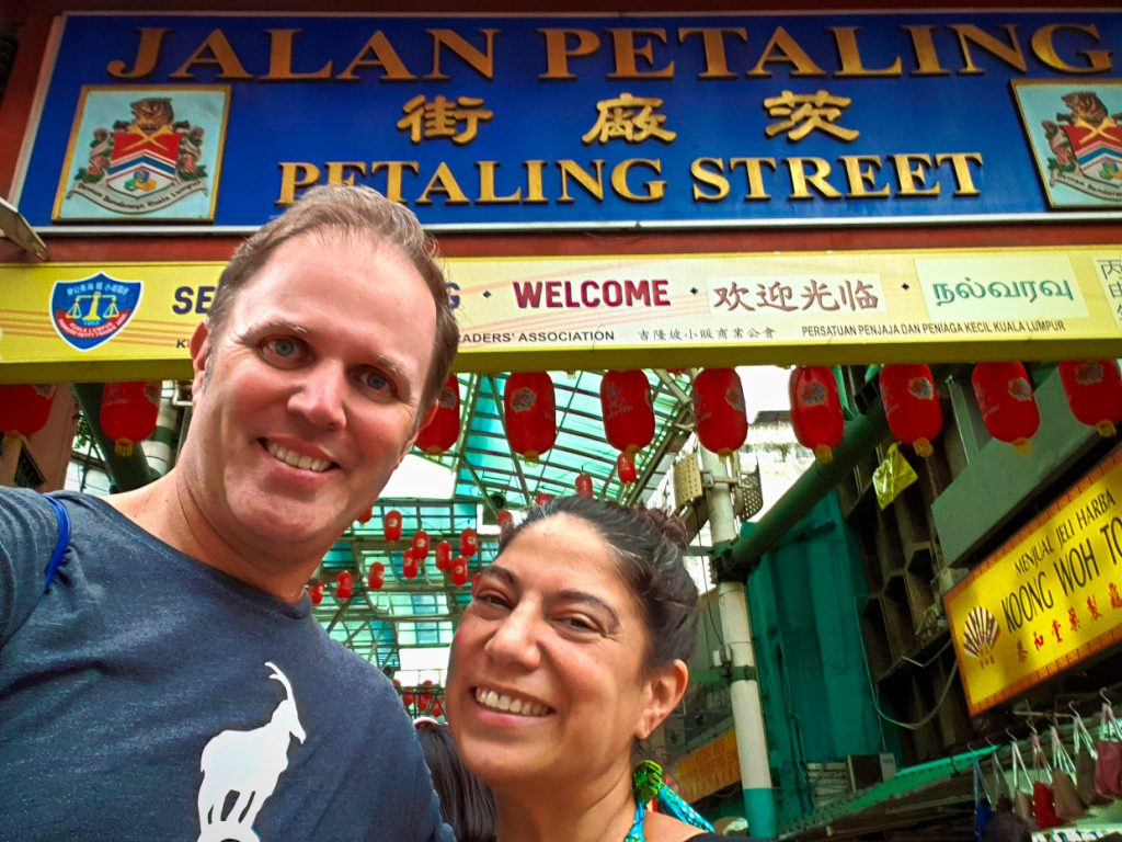 Chinatown - Petaling Street