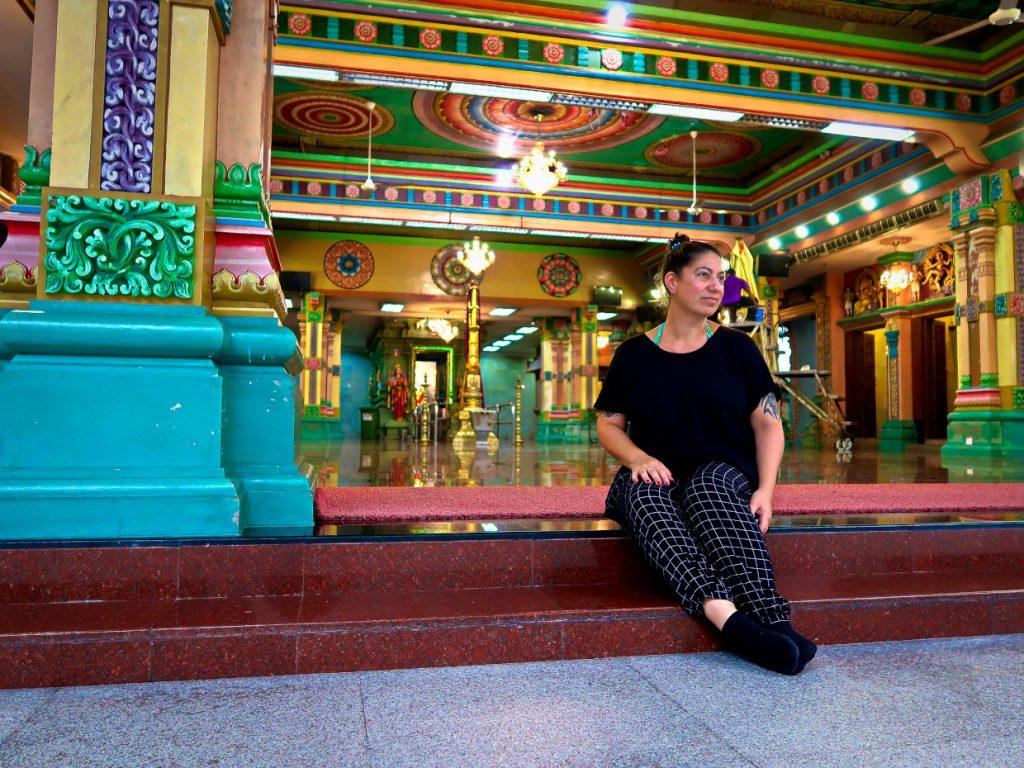 Beautiful Temple - Sri Maha Mariamman