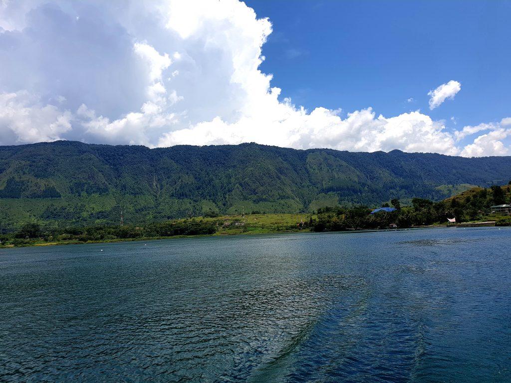 Bye bye Lake Toba