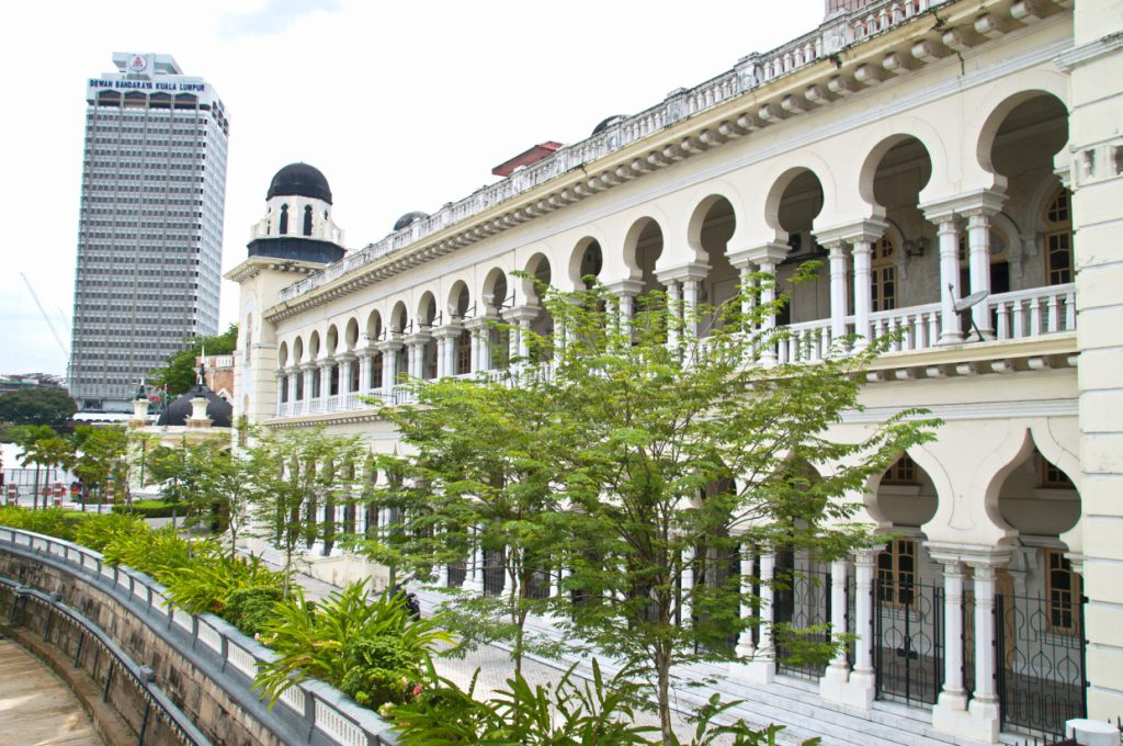 Colonial Walk in Kuala Lumpur Best of Travel and Golf in Kuala Lumpur