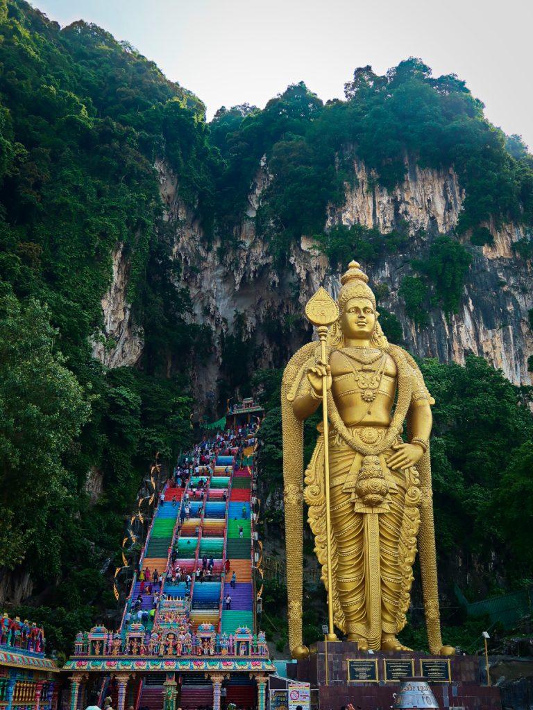 Wonderful Batu Caves 2.Sehenswürdigkeiten in Kuala Lumpur