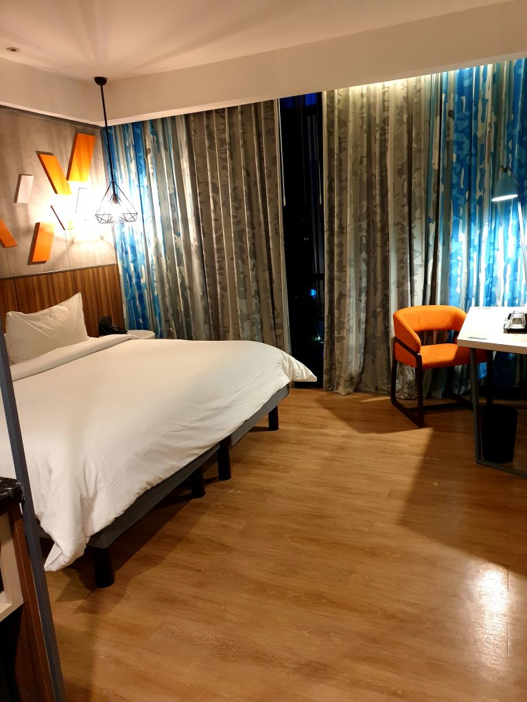 our room at ibis Styles Medan