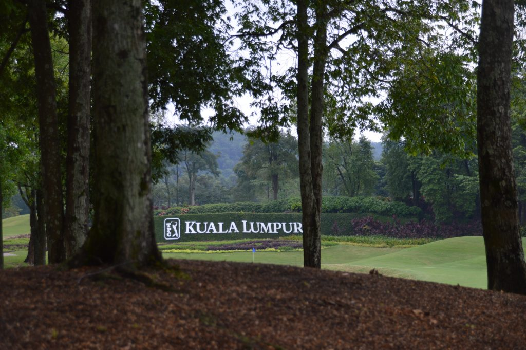 The West Course at TPC Kuala Lumpur