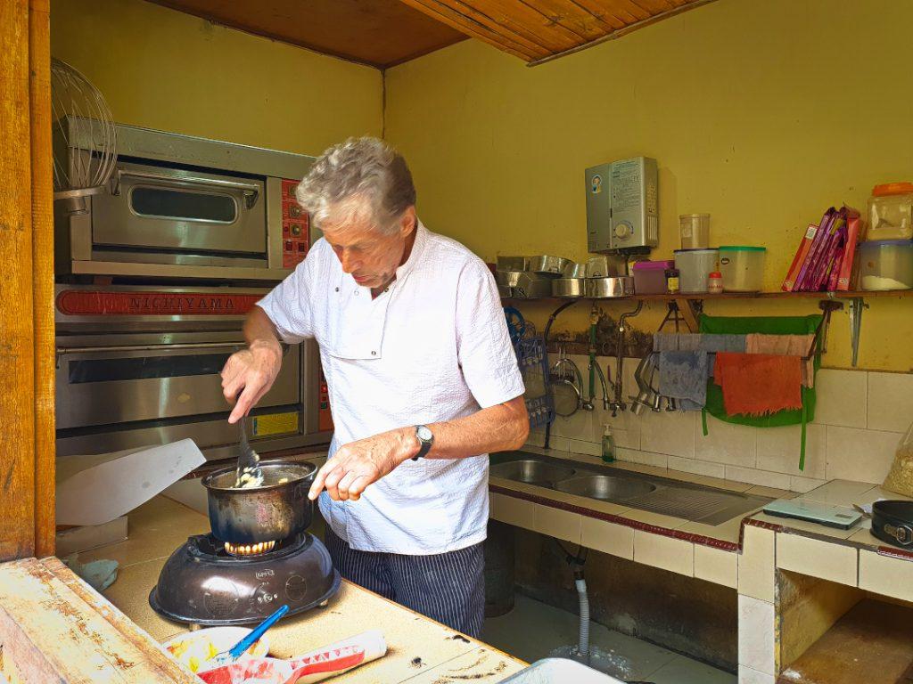 Bakery in Sumatra