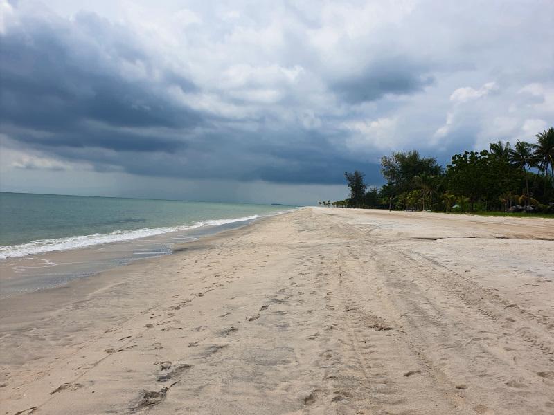 Thanjung Rhu Beach