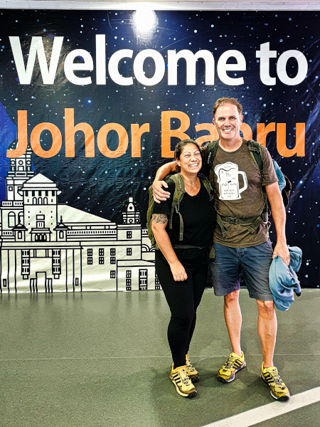 Slow Traveling in Johor