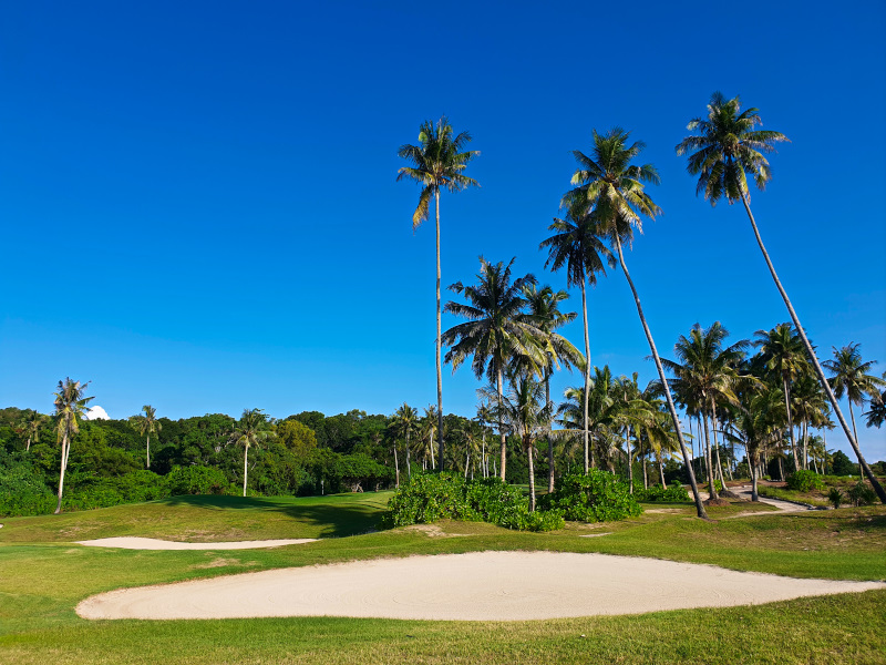 Bintan in Indonesia - Laguna Golf Bintan