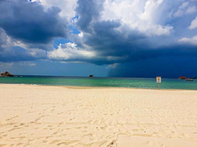 Bintan in Indonesia - beach holiday