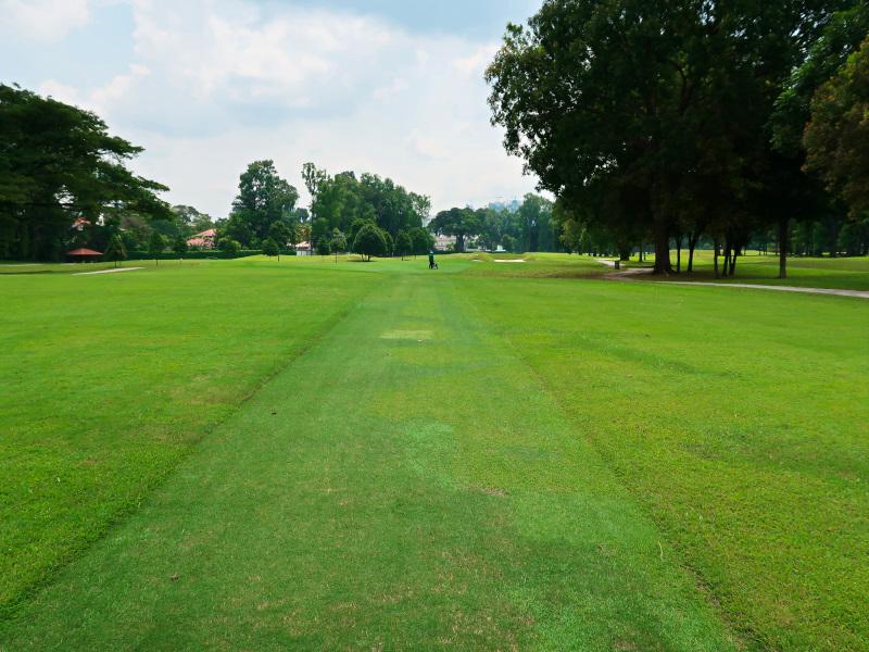 Hogan's walkway at Royal Selangor