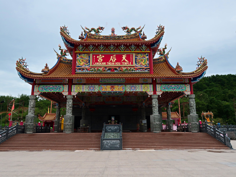 Langkawi Thean Hou Temple
