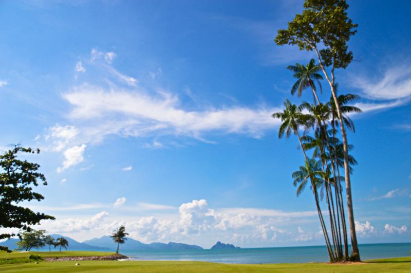 Illusion views of Thailand