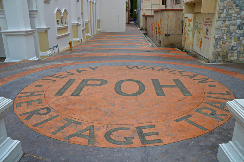 Ipoh Heritage Trail
