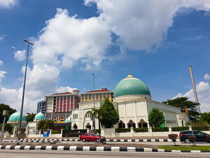 Masjid Muhibbuddin Shah