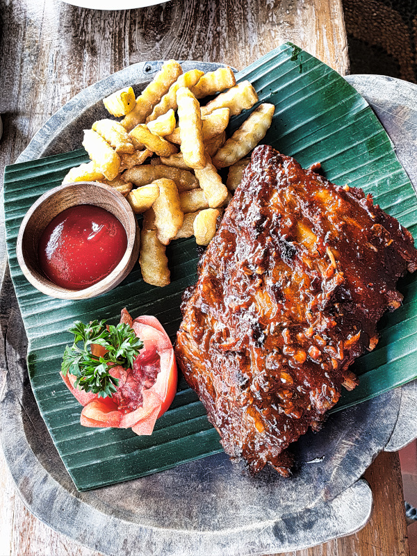 BBQ time in Ubud
