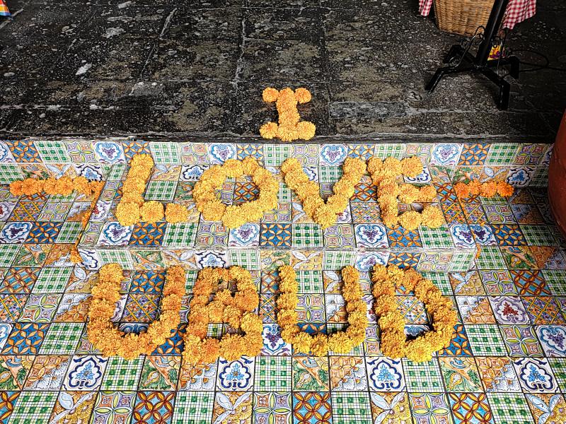 I love Ubud