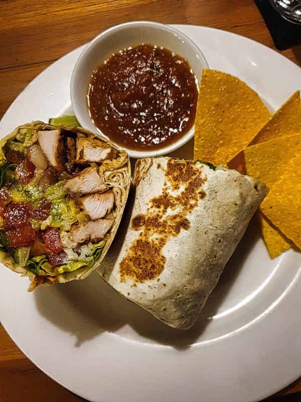Taco Casa Burrito