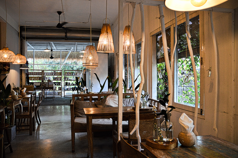 The Alchemy Cafe in Ubud
