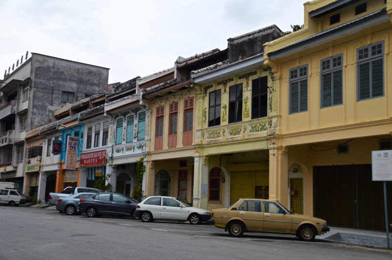 Streets in Ipoh