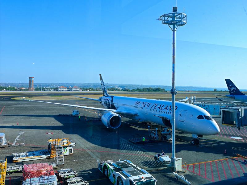 Air New Zealand Drei Monate in Neuseeland