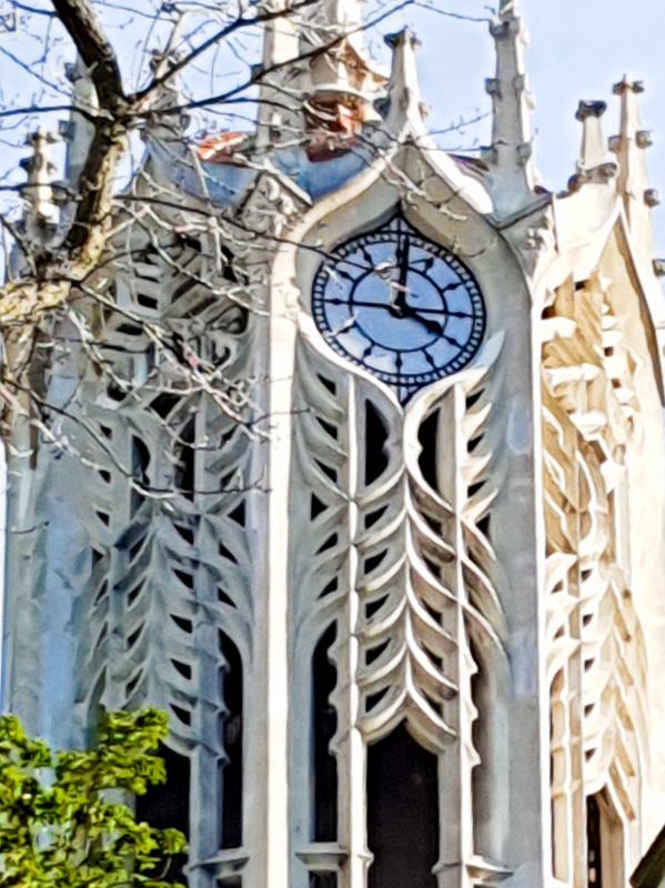 University Clock
