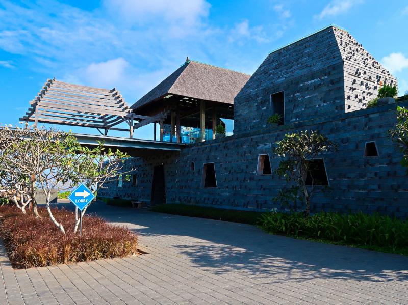 Clubhouse at Bukit Pandawa