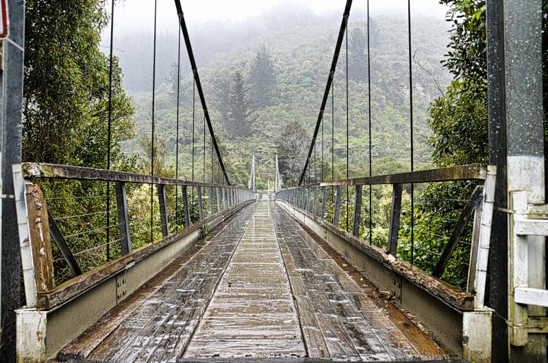 Otaki Forks Bridge