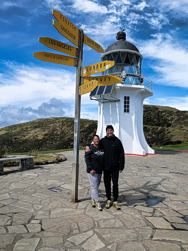 The Lighthouse of Cape Reinga