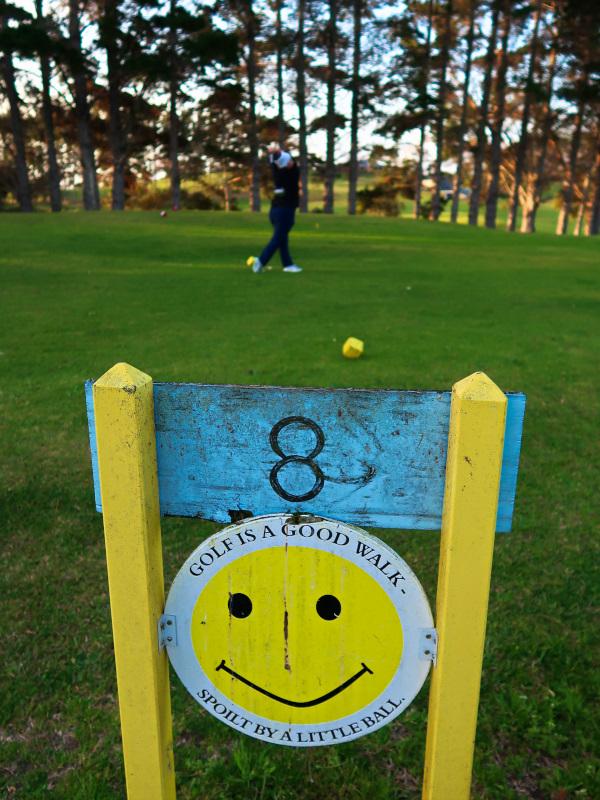 A Good Walk at Houhora Golf Club