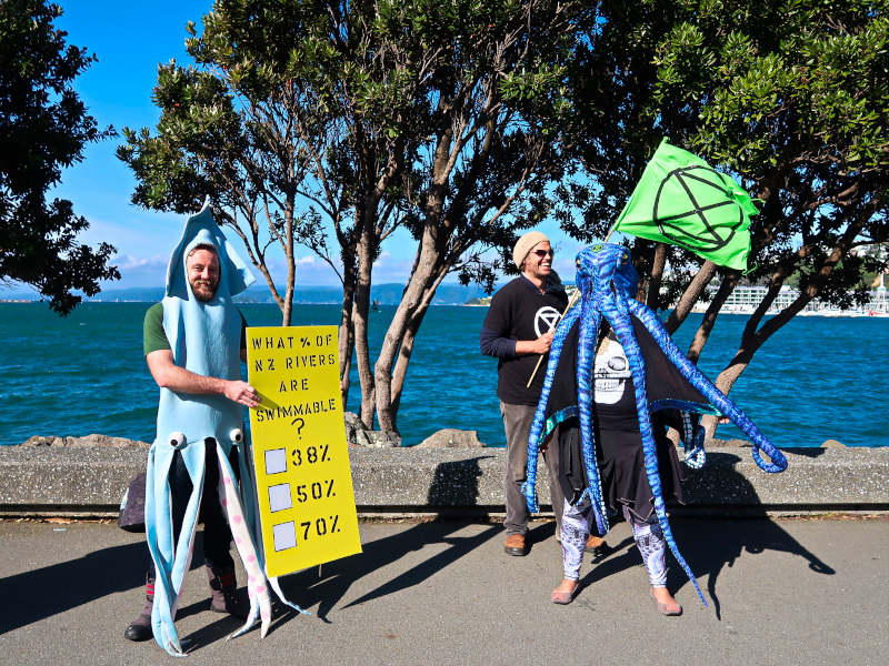 Wellington cares about Climate Change