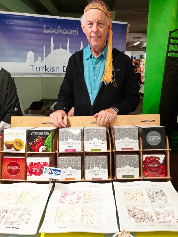 Turkish Delights in Wellington