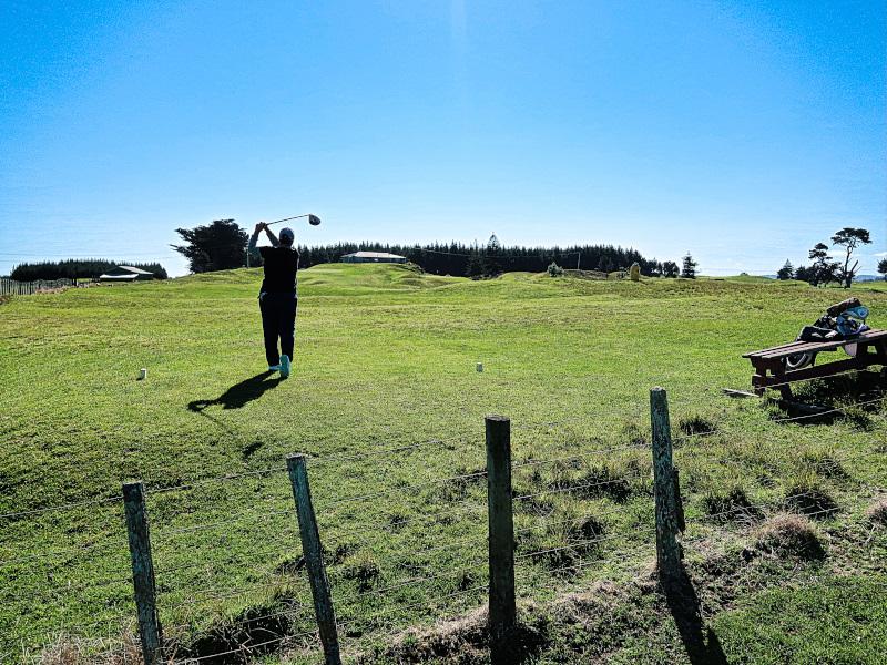 Clubhouse views at Waverley Golf Club