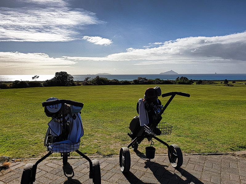 Drier skies at Waipu Golf Club