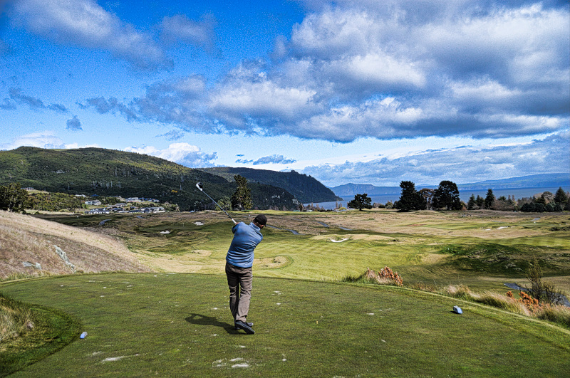 Great golf with great views at The Kinloch Club