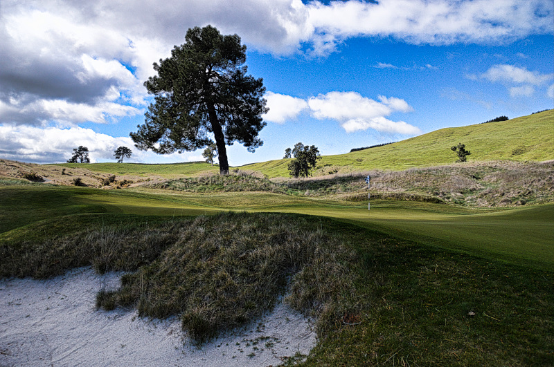 Greenside at Rise, The Kinloch Club