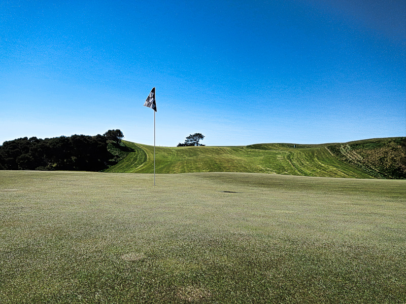 Looking back at 14 Flags at Cape Kidnappers