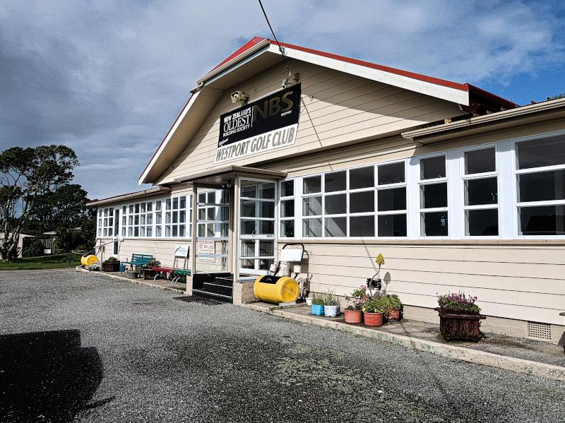 Clubhouse at Westport Golf Club
