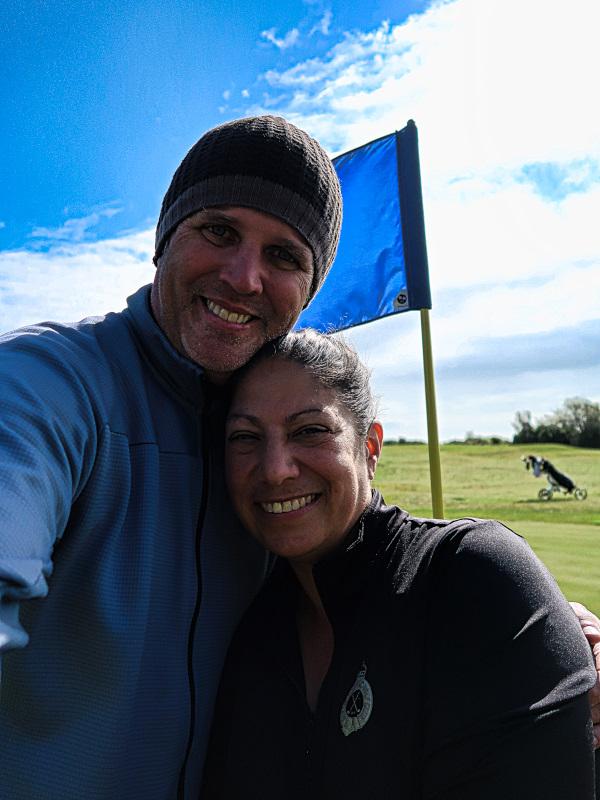 Happy at Westport Golf Club