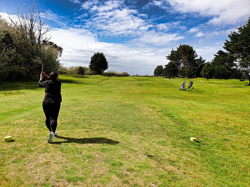 Homeward at Westport Golf Club