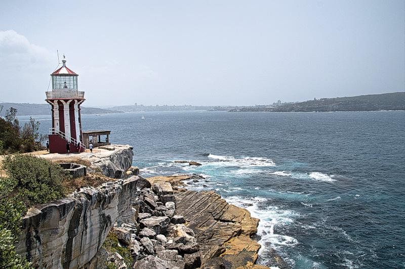Lighthouse Watson Bay