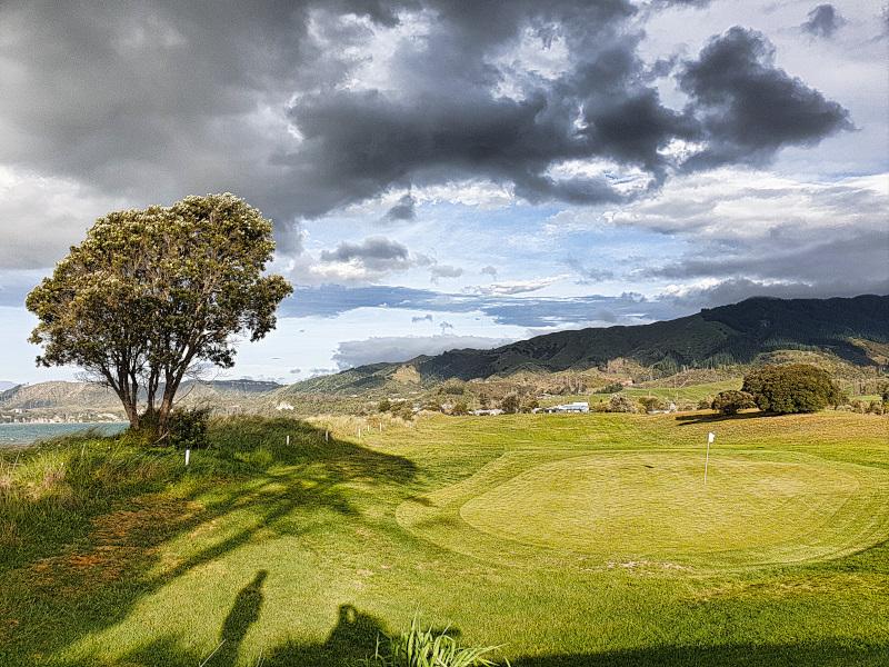A look at Hump at Takaka Golf Club