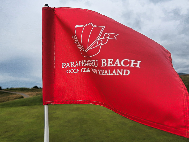 Paraparaumu Beach Golf Club, a golf course worth a damn!